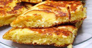 Пирог с творогом, проще и вкуснее чем сырники
