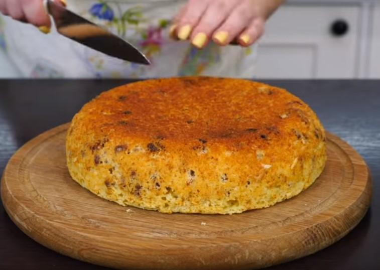 Рецепт пирога на сметане