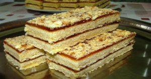Рецепт приготовления пирожного за 22 копейки