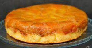 Яблочный янтарный пирог по рецепту Татьяны Толстой