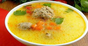 Самый вкусный Советский суп! Его любят взрослые и дети