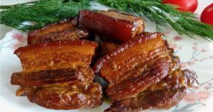 Сало «по-китайски»: как приготовить вкуснейшую закуску